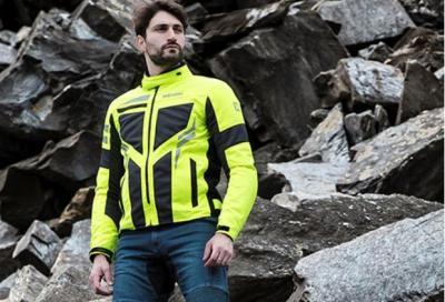 Hevik presenta la nuova giacca Ikaro