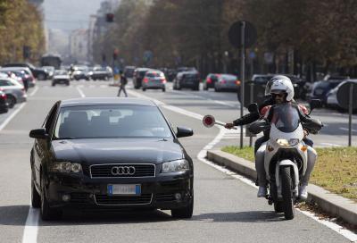 Anche a Genova arrivano le pattuglie in moto anti-smartphone