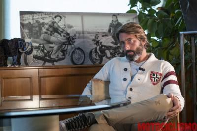 """""""MV Agusta deve tornare a essere la Ferrari delle due ruote"""""""