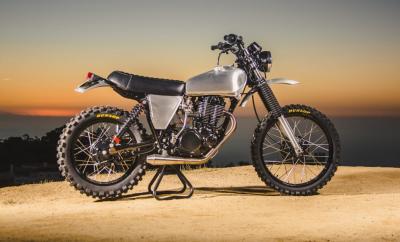 Yamaha XT500 Urban Enduro