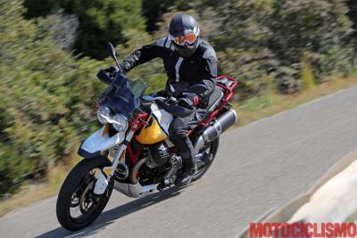 Moto Guzzi V85TT protagonista degli Eagle Days