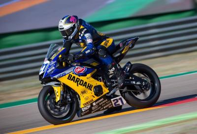 Che emozioni in Supersport! Krummenacher vince al MotorLand