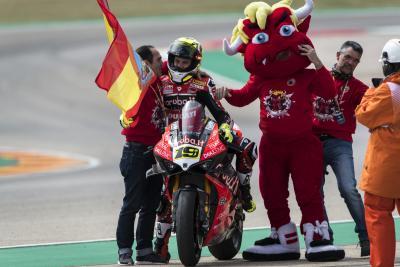 Alvaro, il Re d'Aragona: Ducati vince 350 gare in SBK