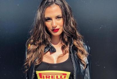 Le ragazze più belle della SBK 2019 in Aragona