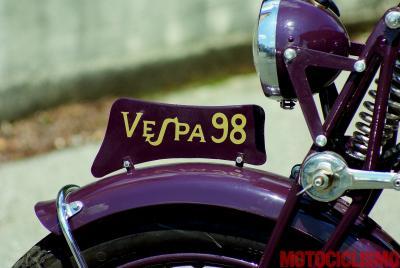MV Agusta 98 cc: sogno o son Vespa?