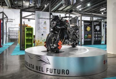 Suzuki Katana alla Milano Design Week 2019