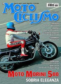 Motociclismo d'Epoca di maggio 2019 è in edicola