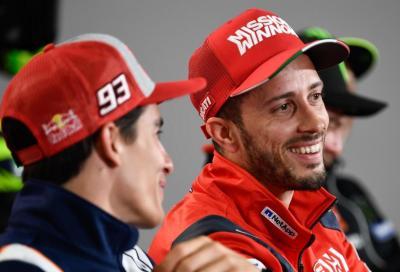 """Dovizioso: """"Ducati bilanciata, ma per vincere..."""""""