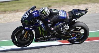 Yamaha scatenata al COTA: Viñales davanti a Marquez nelle FP2