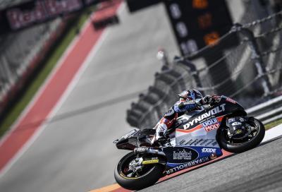 Moto2: Schrotter il più veloce al COTA