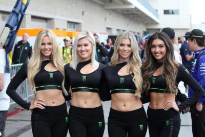 Le ragazze più belle della MotoGP 2019 ad Austin, Texas