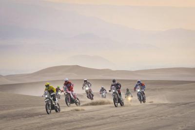 Addio Sud America: la Dakar si sposta in Arabia Saudita