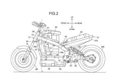 Honda, si avvicina l'arrivo della moto a idrogeno?