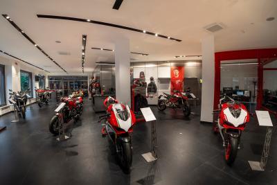 Ducati apre un nuovo punto vendita a Roma
