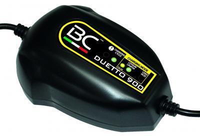BC Duetto 900, caricabatteria universale