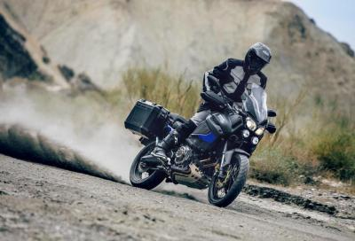 Yamaha Blue Bike Camp: corsi di guida e tour in offroad
