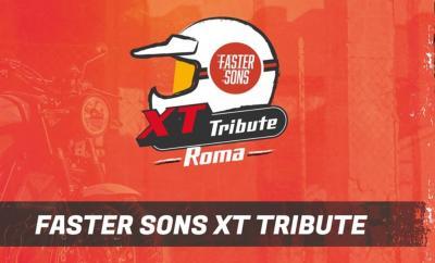 Faster Sons XT Tribute premia il miglior customizzatore