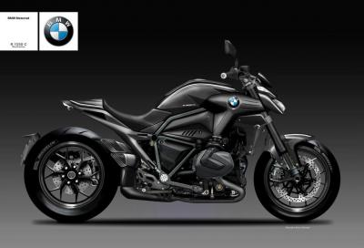 BMW R 1250 C Blackshine, prepotente muscle cruiser