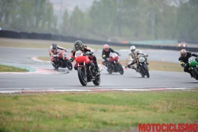 Moto Guzzi Fast Endurance: il video della prima gara