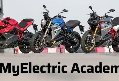 MyElectric Academy, Energica inaugura la propria riding school