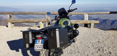 Le valigie Koboldbike per BMW R NineT