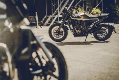 Prezzo, foto e caratteristiche della Svartpilen 701 Style