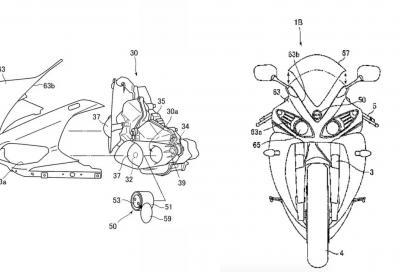 Moto elettriche Yamaha, dove nascondere la presa di ricarica?