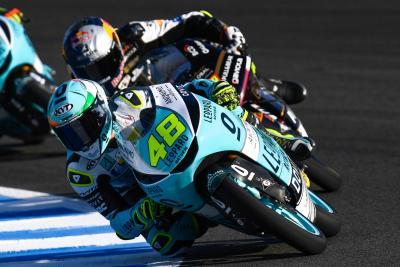 Moto3: Dalla Porta centra la pole a Jerez