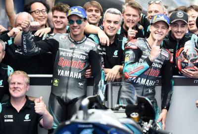 Quartararo in pole, 2° Morbidelli: che sorpresa a Jerez!