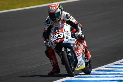 Moto3: trionfo