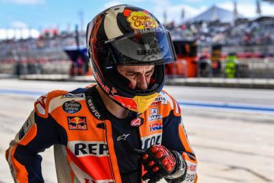 Lorenzo peggio che in Ducati: