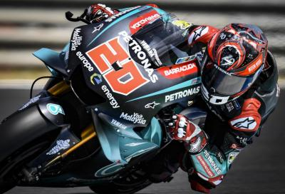 "Test MotoGP: Quartararo irraggiungibile, dominano i ""privati"""