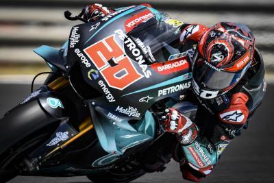 Test MotoGP: Quartararo irraggiungibile, dominano i