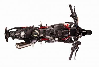 """""""FTR 1200, design e ingegneria creano linee pulite e funzionali"""""""