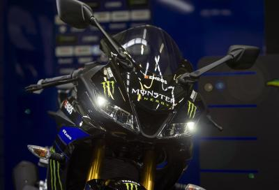 Yamaha presenta la YZF-R125 Monster Energy