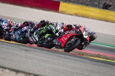 Aggiornato il regolamento per Superbike e Supersport