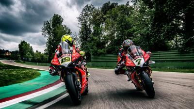 Superbike: Gara 2 ad Imola cancellata per pioggia