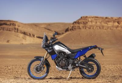 Yamaha Ténéré 700: scaldiamo i motori!