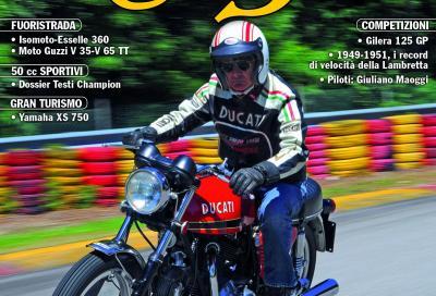 Motociclismo d'Epoca di giugno 2019 è in edicola