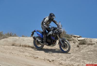 Yamaha Ténéré 700, all terrain senza paragoni