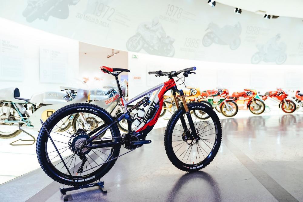 E Bike Mig Rr Prestazioni Da Ducati Motociclismo