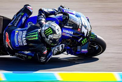 La Yamaha di Viñales svetta nelle FP2