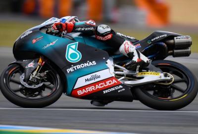 McPhee splende in Moto3: dalla Q1 alla pole di Le Mans!