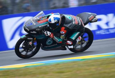 McPhee vince un'emozionante gara a Le Mans, 2° Dalla Porta