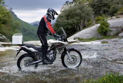 UM Motorcycles presenta la nuova DSR Adventure TT