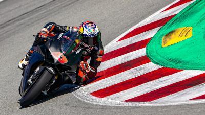Miller in pista con una Ducati Panigale V4 R