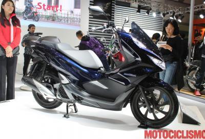 Scooter: Honda importi il PCX ibrido