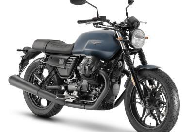 Moto Guzzi: novità per la gamma V7 III
