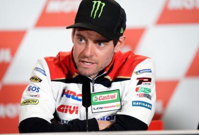 """Crutchlow: """"Honda è vincente, ma non ho feeling con la moto"""""""