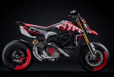 Ducati presenta la Hypermotard 950 Concept